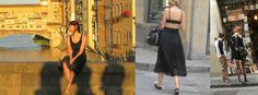 Fashion from the streets of Florence June 2013