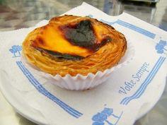 RICETTA! Pasteis de nata : Qualcosa di portoghese
