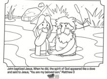 Peters First Sermon Coloring Page  Acts  Pinterest  4 23