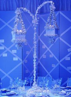 Winter Wonderland II: Centros de Mesa | Inspirations
