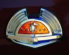 1951 Mercury Emblem Photograph by Jill Reger - 1951 Mercury Emblem Fine Art Prints and Posters for Sale Car Badges, Car Logos, Logo Autos, Henry Ford Model T, Car Bonnet, Automobile, Car Hood Ornaments, Car Wall Art, Sweet Cars