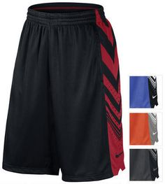 Nike Sequalizer Mens Basketball Short #Nike #Basketball #Shorts. I don't care that they're for boys, I like these.