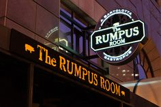 The Rumpus Room-just down the street from the Marcus Center for the Performing Arts!