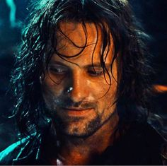 Great kings of Men. Then Sauron the Deceiver gave to them rings of power. Aragorn Lotr, Legolas, Rr Tolkien, Tolkien Books, Viggo Mortensen Aragorn, Fictional Heroes, O Hobbit, Fiction Movies, Great King