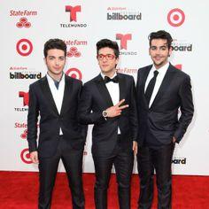 Il Volo - Los mejor y peor vestidos en los Premios Billboard 2014