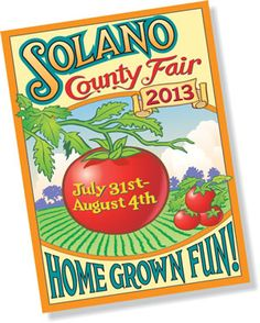 New event added to the Travis AFB community! the Solano County Fair starts on July 31...Active duty and military dependents (all must have ID - except dependents under 10) are free.