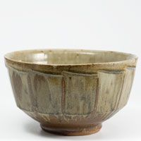Mike Dodd  |  Faceted chawan.