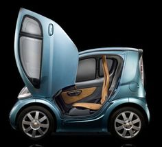 Volpe electric car