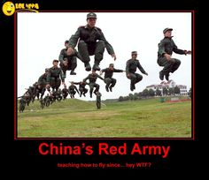 Chinas Red Army - http://lol4eva.com/funny/chinas-red-army/