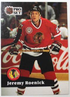 1991-92 PRO SET French Serie 1 Jeremy Roenick Hockey card #13 | eBay Hockey Cards, Baseball Cards, Trading Cards, Nhl, Christmas Sweaters, Coaching, French, Sports, Ebay
