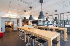 An Exclusive Tour of PrestaShop's Hip Paris Headquarters - Officelovin