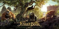 Disney's The Jungle Book Live Action Film in theaters April 15, 2016