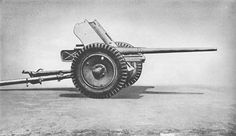 4.2/2.8 cm Pak 41:  German Tapered Bore A.T. Gun  WW II