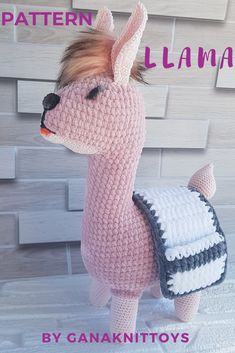 Items similar to Pattern crochet Llama, pattern PDF, toys Llama pattern stuffed animal, stuffed Llama toddler toy Llama alpaca fluffy Llama toys Eco yarn on Etsy Llama Gifts, Pet Gifts, Handmade Toys, Etsy Handmade, Handmade Ideas, Knitted Dolls, Crochet Dolls, Llama Stuffed Animal, Llama Decor