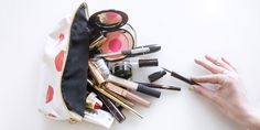 I Emptied My Makeup Bag for a Makeup Artist and This Is the Tough Love She Gave Me  - MarieClaire.com