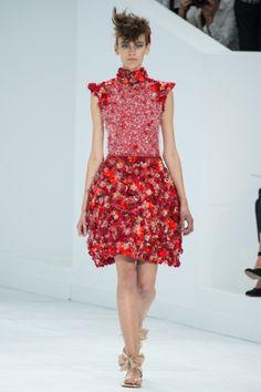 Desfile Chanel Couture otoño 2014 12