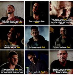 Punisher daredevil season 2. I loved the Jon Bernthal as the punisher I think he did a terrific job.