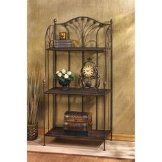 1000 Images About Bakers Rack Decor On Pinterest Bakers