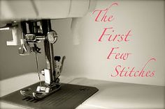 A collection of basic sewing tutorials for beginners...