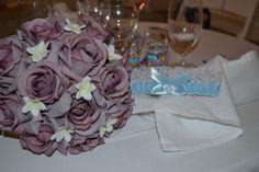 Real Touch Silk Bridal Bouquet Lavendar by SilkFlowersByJean, $80.00