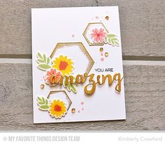 For the Love of Paper: Doubly Amazing; MFT Stamps December Release Countdown