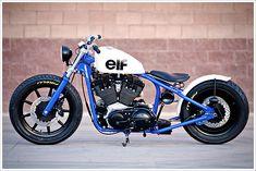 """DP Customs '95 Harley Sportster - """"del Rey"""" - Pipeburn - Purveyors of Classic Motorcycles, Cafe Racers  Custom motorbikes"""