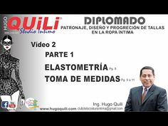 PATRONAJE INTIMO Toma de medidas. - YouTube Youtube, Shopping, Diner Decor, Blouse Patterns, Sewing Tutorials, Pattern Cutting, Blinds, Underwear, Youtubers