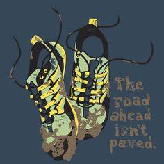 The Road Ahead T-Shirt by Dirtbag Diaries - Details Running Workouts, Running Tips, Trail Running Quotes, Trail Races, Running Machines, Runner Girl, Gym Memes, Sweat It Out, Running Inspiration