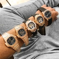 The Infamous Patek Arm Can You Handle This Much Rose at Once? Contact for Individual Pricing . . . #miami #dailywatch #thegoodlife #orlando #wealth #watchlover #часы #womw #ootdmen #mensweardaily #watchcollector #mensaccessories #styleformen #mensfashionpost #billionaire #essentials #panerai #watchesofinstagram #styleinspiration #omega #styleoftheday #menwithstyle #watchporn #menswear #dream #style #fashionpost #miamibeach