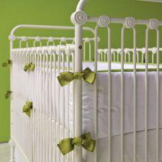 D's crib: Joy Baby Crib by Bratt Decor