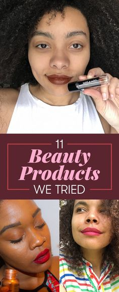 11 Beauty Products We Tried That Actually Live Up To The Hype Makeup For Green Eyes, Blue Eye Makeup, Buzzfeed Products, Beauty Makeup, Hair Makeup, Health Images, Beauty Water, Face Treatment