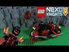 LEGO NEXO KNIGHTS Moltor's Lava Smasher 70313 Lego Knights, Lava, Your Favorite