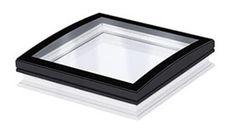 Παράθυρα Στέγης Velux- επίπεδης οροφής Velux Skylight Sizes, Flat Roof Skylights, Skylight Blinds, Skylight Design, Luz Natural, Residential Skylights, Window Accessories, Window Types, Skylight