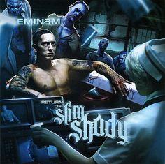 Return of Slim Shady Mixtape - Eminem Mixtape CD Compilation