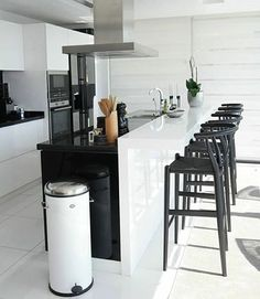 Monocrome kitchen in the latest project #kitchendecor #holidayhome #kitchen #classicdecor #monocromeinterior #interiordesigner #interiordesign #interior #swanfieldliving #teamswanfieldliving #vipp