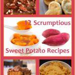 12 Sweet Potato Recipes for Thanksgiving