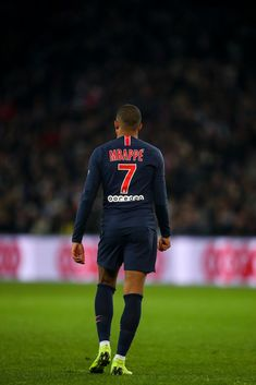 Kylian Mbappe of Paris Saint-Germain / PSG during the Ligue 1 match between Paris Saint-Germain and Lille at Parc des Princes on November 2018 in Paris, France. Get premium, high resolution news photos at Getty Images Football Players Images, Football Pictures, Soccer Players, Cristiano Ronaldo Juventus, Neymar Jr, Cr7 Ronaldo, Arsenal Football, Football Boys, Zinedine Zidane