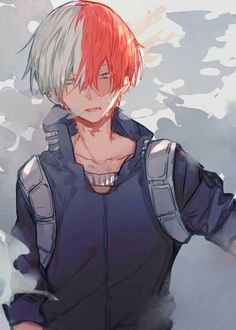 Boku no Hero Academia    Todoroki Shouto, #mha