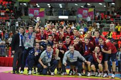 Team Italia - Divisione Calcio a 5  Third place #FIFAFutsalWorldCup 2012 Thanks Italy!