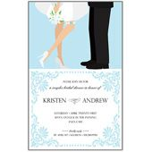 Couples Shower Invitations, Happy Bridal Couple Shower, 22043