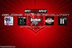 BritRockArmy PR and Management