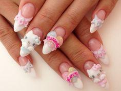 La Reine Ami - HK angel nails