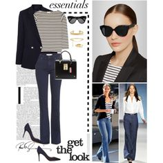 Untitled #4334 by mrs-box on Polyvore featuring polyvore, fashion, style, Yves Saint Laurent, Theory, Tory Burch, Gianvito Rossi, Thom Browne, Aurélie Bidermann and Chloé