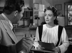 """Mildred Pierce"""" (1945) , Film Noir, Joan Crawford,"""
