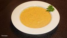 Crema de pimiento rojo y calabacín para #Mycook http://www.mycook.es/receta/crema-de-pimiento-rojo-y-calabacin/