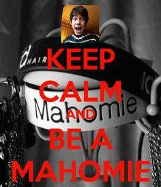 Be a mahomie