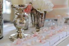 Idées déco mariage bohème chic : cadeaux invités