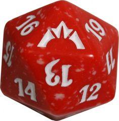 Gatecrash Boros [Red & White] Spindown Life Counter (MTG) - Memorabilia (Magic) - Magic: The Gathering Supplies - Magic: The Gathering