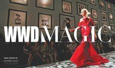 WWD MAGIC Tradeshow in Las Vegas