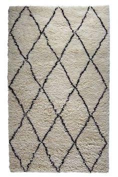 Deep Pile African Benni Rug BEN01 - Various Sizes Available